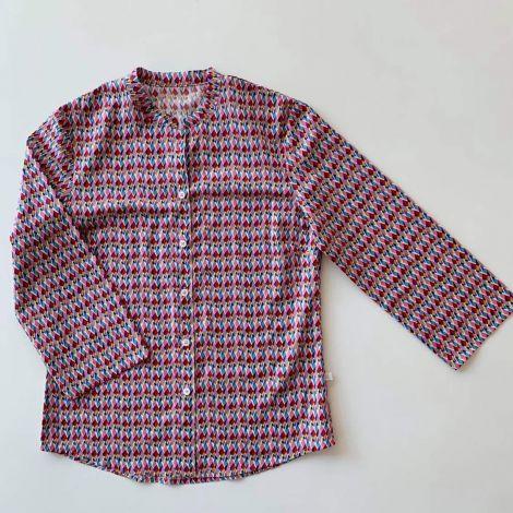 koszula TANA LAWN ze stójką