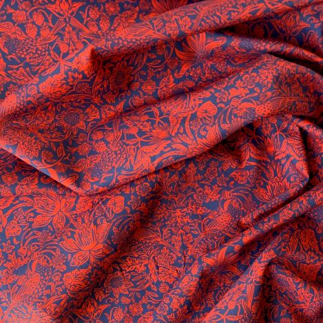 STRAWBERRY MEADOW bawełna Tana Lawn™