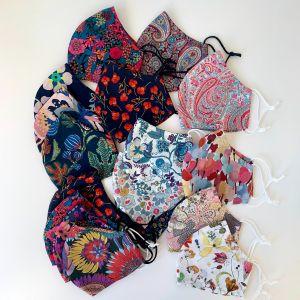 bawełniane maseczki (bawełna Tana Lawn)